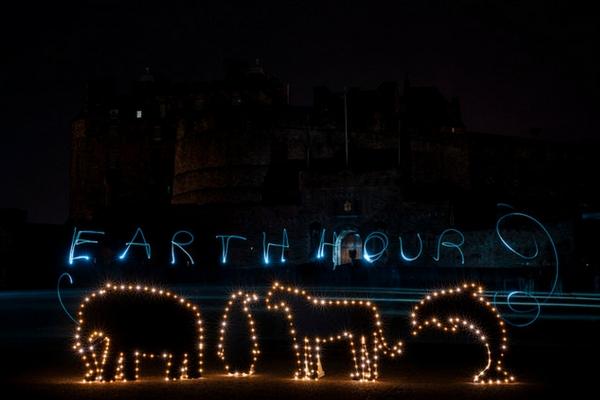 Earth Hour 2018 - UK